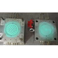 Quality PMMA Lens Single Cavity Injection Mold Maker Plastic Mould Parts Hot Runner for sale