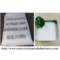 Wholesale High Purity Gluconic Acid Sodium Salt 98% Industrial Grade White Powder from china suppliers
