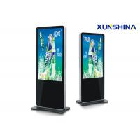 Wholesale Touch Screen Digital Signage Kiosk Free Standing 55 inch For Advertisement from china suppliers