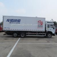 Wholesale FRP-Honeycomb-FRP Dry Cargo Vans from china suppliers