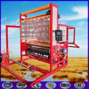 Quality Deer grassland field  fence making machine for sale