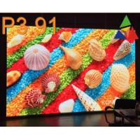 Wholesale Huge Advertising 2mm  P3.91 Smd Led Screen Aluminum 500*500mm Cabinet from china suppliers