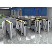 Wholesale Airport / Metro / Swimming Hall Speed Gate Turnstile with Automatic Rfid Reader from china suppliers