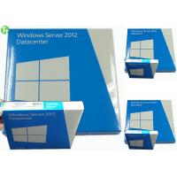 Wholesale MS Genuine Windows OEM Software Professional / Windows Server 2012 R2 OEM from china suppliers