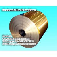 China Aluminum Foil for Air Conditioner for sale