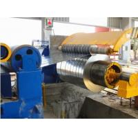 Wholesale ZJX-3X1250-1600 Automatic Slitting Line Machine High Speed Steel Slitting Lines from china suppliers
