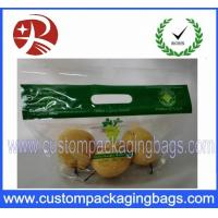 Wholesale Gravure Printing Zipper Plastic Fruit Bag Dampproof Plastic Packaging from china suppliers
