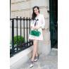 Buy cheap V neck fashion & elegant long sleeve polyester+spandex ladies dresses from wholesalers