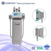 Wholesale 2inch 5 Handles Cryolipolysis Slimming Machine For Body Fat Loss from china suppliers