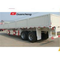 Wholesale 2 Axle 40ft ISO Cargo Transport Heavy Duty Semi Trailer / Sidelifter Container Trailer from china suppliers