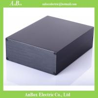 Wholesale 110/150/160/180 x 125x51mm DIY aluminum enclosures for instrument PCB enclosures from china suppliers