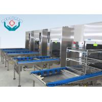 Wholesale Horizontal Saturated Steam Lab Steam Autoclave Sterilization With Inner Jacket Thickness No Less Than 6mm from china suppliers