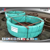 Quality Wind Power Generator Forged Steel Flanges Annular Welding Customized for sale