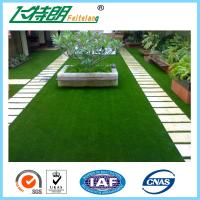 Wholesale Decoration Laying Fake Turf Artificial Putting Greens PE Curly Plastic Grass from china suppliers