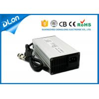 Wholesale 4A LiFePO4 36V 43.5V output lipo / lifepo4 battery charger for electric bike 110VAC / 220VAC from china suppliers