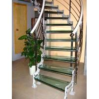 Wholesale 16.76MM laminated tempered glass as staircases from china suppliers