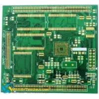 Wholesale 4 Layers Multilayer PCB Board with Non - Halogen Material and Immersion Silver Finishing from china suppliers