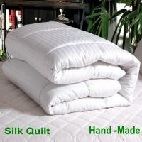Wholesale 100% Silk Quilt / Duvet ,2000g , Queen Size, we also provide Single / Double/ King size ! from china suppliers