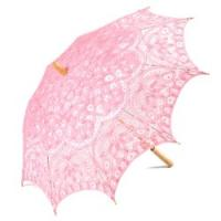Wholesale FASHION STICK UMBRELLA – SUSIE NAVY-RED POLKA DOT from china suppliers