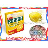 Wholesale Multi Shaped Sugar Free Lozenges Mint Customize Ingredient Tablets Candy from china suppliers