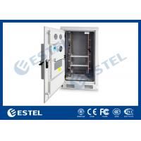 Wholesale 4G System /   Communication Outdoor Telecom Cabinet Anti Corrosion Powder Coating from china suppliers