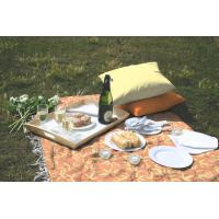 Wholesale Different Size Hotel / Restaurant Table Cloth Polyester Free Sample from china suppliers