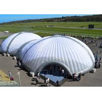 Wholesale Outdoor White Giant Permanent Tent Hard Shell Tent For Big Event / Party from china suppliers