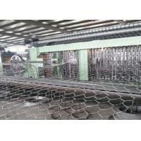 Quality Double Twist Gabion Machine In Chemical Industry Warming Piping And Apartment for sale