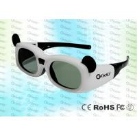 Wholesale 144Hz Children 0.7Ma Style DLP Link Active Shutter 3D Glasses With CR2032 Lithium Battery from china suppliers