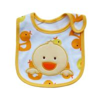 Wholesale Waterproof Cute Duck Custom Baby Bibs , Saliva Towel Bibs For Toddlers from china suppliers