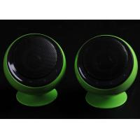 Wholesale Portable Iphone / Cellphone Bluetooth Speaker with 800mAh Rechargeable Battery from china suppliers