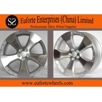 Wholesale 5 x 100 PCD 17 inch Japanese Wheels / Aluminum Alloy Forester Wheels from china suppliers