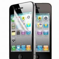 Wholesale PET High Transparent Screen Protectors for iPhone from china suppliers