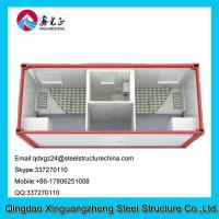 Wholesale Cheap prefab container refugee camp tent from china suppliers
