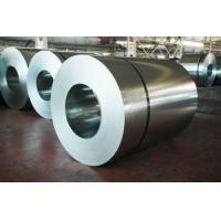 Quality SGCH Full Hard Hot Dip Galvanised Steel Coils , Galvanized Sheet Metal Rolls for sale