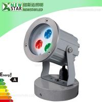Wholesale High Brightness 3 Watt RGB LED Landscape Lights IP65 For Outdoor from china suppliers