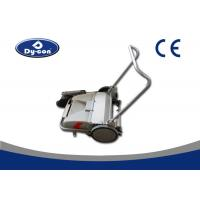 Wholesale Manual Push Walk Behind Floor Sweeper , Floor Sweeping Cleaning Machine from china suppliers