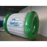 Wholesale 2.5m Inflatable Water Roller 0.9mm PVC Tarpaulin Fabric For Seashore from china suppliers