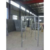 Quality Portable Scaffolding/Ladder Scaffolding/H-Frame Scaffolding/ Mason Scaffolding for sale