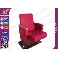 Wholesale Full Upholstered Cover Auditorium Chairs With Soft Closing Seat from china suppliers