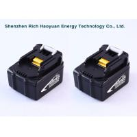 Quality Backup Rechargeable Power Tool Batteries 14.4v 3Ah / Power Tool Li-Ion Battery for Makita BL1430 for sale