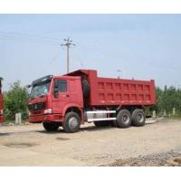 Wholesale 3 Axle Heavy Duty Dump Truck With 30 Tons Capacity 6x4 Dump Truck from china suppliers