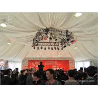 Wholesale Luxury Decoration Gazebo Canopy Tents , Glass Wall Outside Gazebos Canopies from china suppliers
