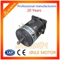 Wholesale 100% Copper Wire 48V 4.8KW Direct Drive Motors For Forklift Travelling System QZD4840 from china suppliers