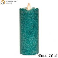 Wholesale 7-Inch Flickering Flame LED Pillar Candle from china suppliers