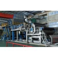 Wholesale Toilet Paper Machinery Crescent Former Tissue Paper Machine for Making Machine from china suppliers