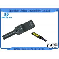 Wholesale CE / ISO certificated hand held metal detector Portable for high standard application from china suppliers