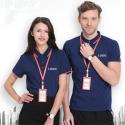 Knitted Technics Smart Work Uniform Anti - Shrink Lapel Double Layer Plus Side for sale