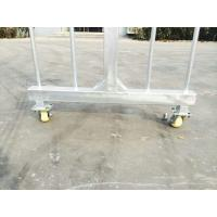 Wholesale 630 kg 1.5 kw 6 m Elevating Work Platforms With Painted / Hot Galvanized / Aluminum from china suppliers