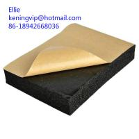 Wholesale PE closed-cell foam material/NBR rubber foam sheets from china suppliers